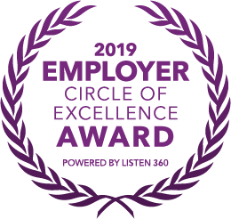 2019 Employer Award - Circle of Excellence