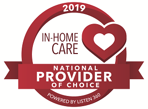 2019 National Provider of Choice - In-home care