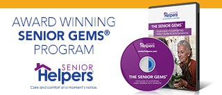 Award Winning Senior Gems Program