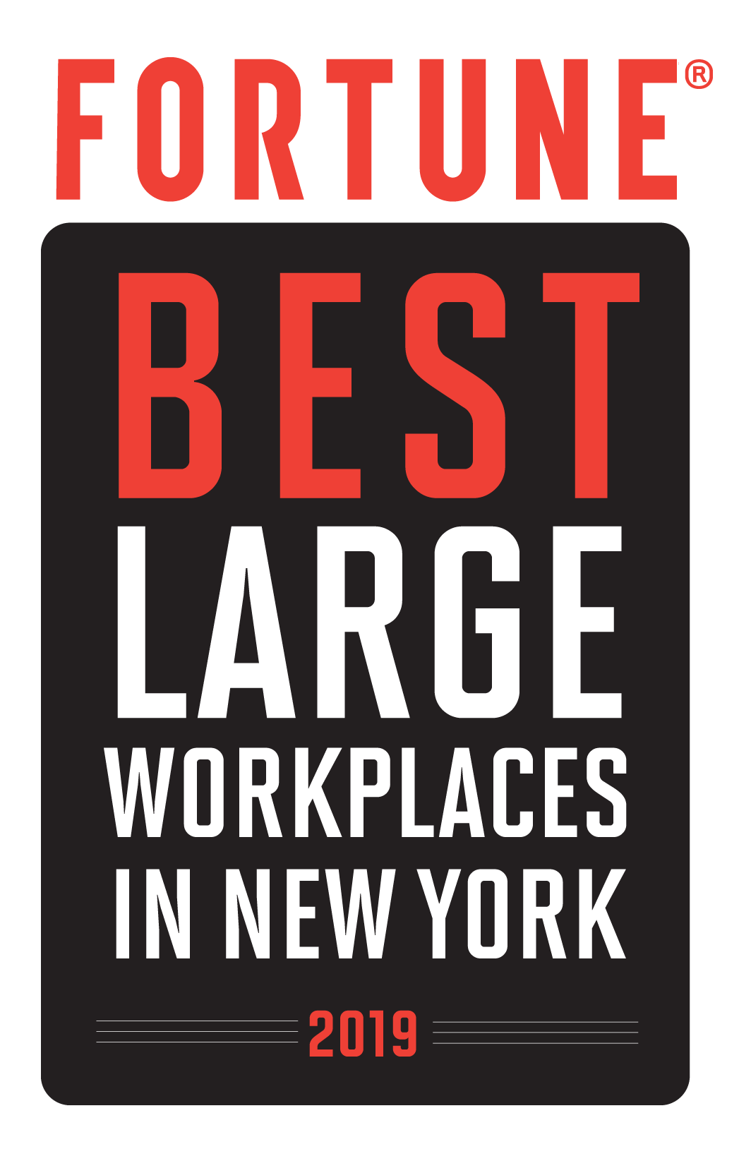 Senior Helpers is one of Fortune's Best Large Workplaces in New York 2019