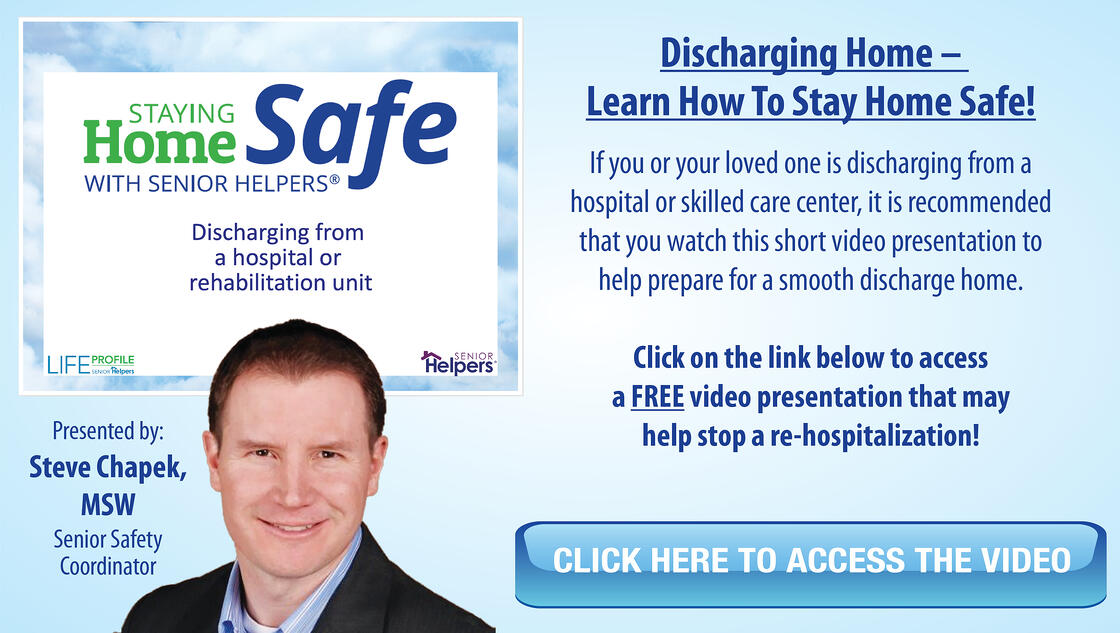 Staying Home Safe Webinar Hendersonville