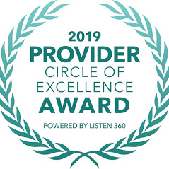 2019 Provider Award - Circle of Excellence