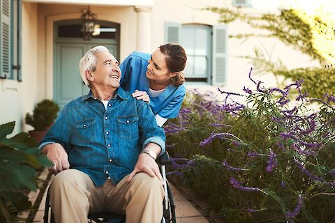 Helping Your Loved One With a Loss of Independence